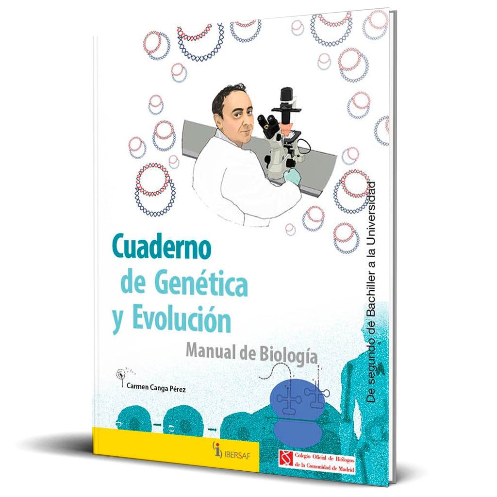 cuaderno de genética y evolución